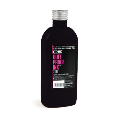 Buff proof Ink 200